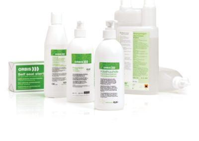 Desinfektion – rengøring – pleje og sterilisation