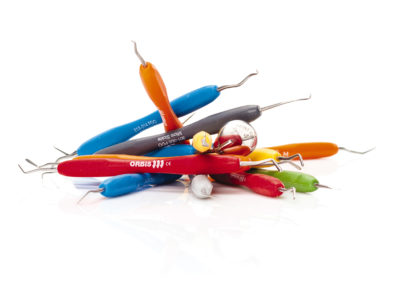 Håndinstrumenter – instrumenter til tandlæge