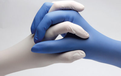 Orbis Prestige micro handske
