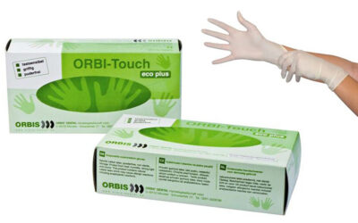 ORBI-Touch latexhandske